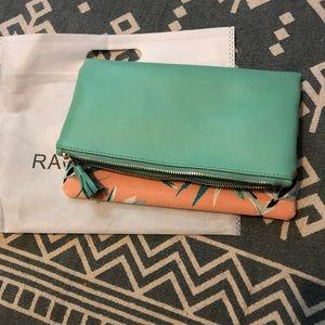 Rachel Pally Reversible Paradise Clutch